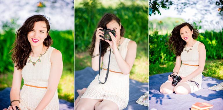 Easton, MD Wedding, Eastern Shore Maryland | Portrait and Newborn photographer | Jennifer Madino | Sister Picnic Shoot | Styled Portrait Session