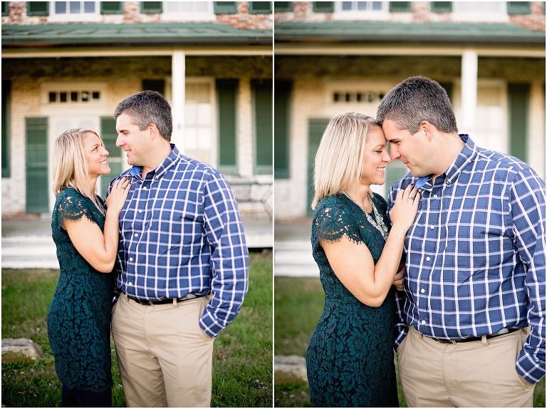 Easton, MD Wedding, Eastern Shore Maryland | Portrait and Newborn photographer | Jennifer Madino | Amanda & Chris | Maryland Engagement Photographer