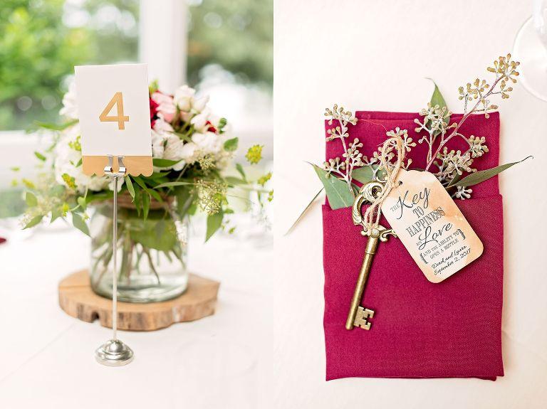 Easton, MD Wedding, Eastern Shore Maryland | Portrait and Newborn photographer | Jennifer Madino | Laura & Derek | Talbot Country Club Wedding
