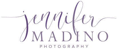 Jennifer Madino Photography logo